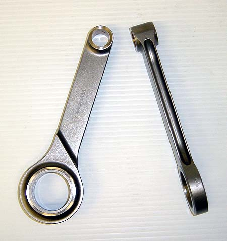 High Performance Carrillo Connecting Rods for Harley Davidson XL Sportster and Buell Models