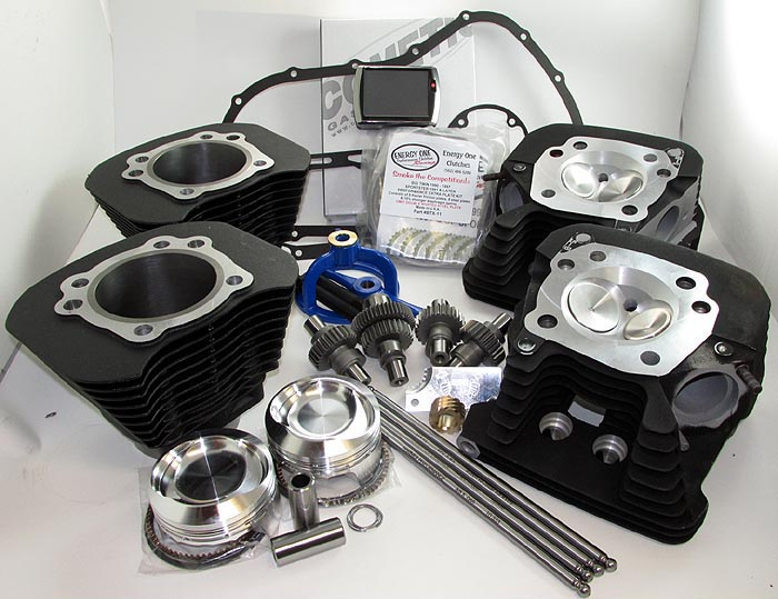 HAMMER PERFORMANCE - High Performance for your Harley Twin Cam, Evo Big Twin, Sportster or Buell ...