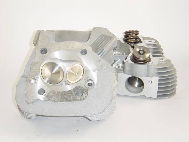 HAMMER PERFORMANCE SMASH CNC Ported Buell XB Cylinder Heads