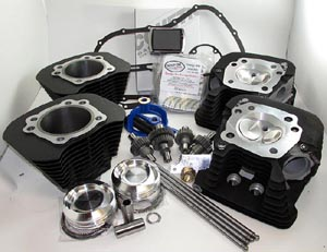 HAMMER PERFORMANCE 90+ Horsepower 883 to 1275 Conversion Package